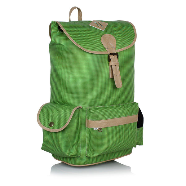 Suntop Neo 6C 25 L Free Size Laptop Backpack (Green)