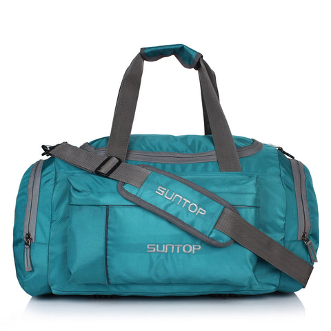 Suntop Alive 20 inch/50 cm Travel Duffel Bag(Sea Green)