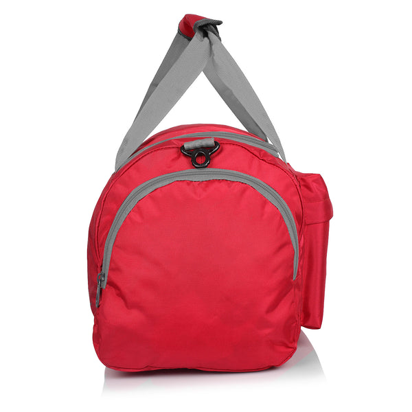 Suntop Alive 40 Ltr Travel Duffel Bag (Chilli Red)