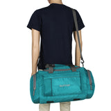 Suntop Alive 20 inch/50 cm Travel Duffel Bag(Green and Grey)