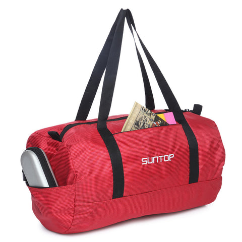 Suntop Tube6 Mini Duffel Kit Bag(Red, Sling Bag)
