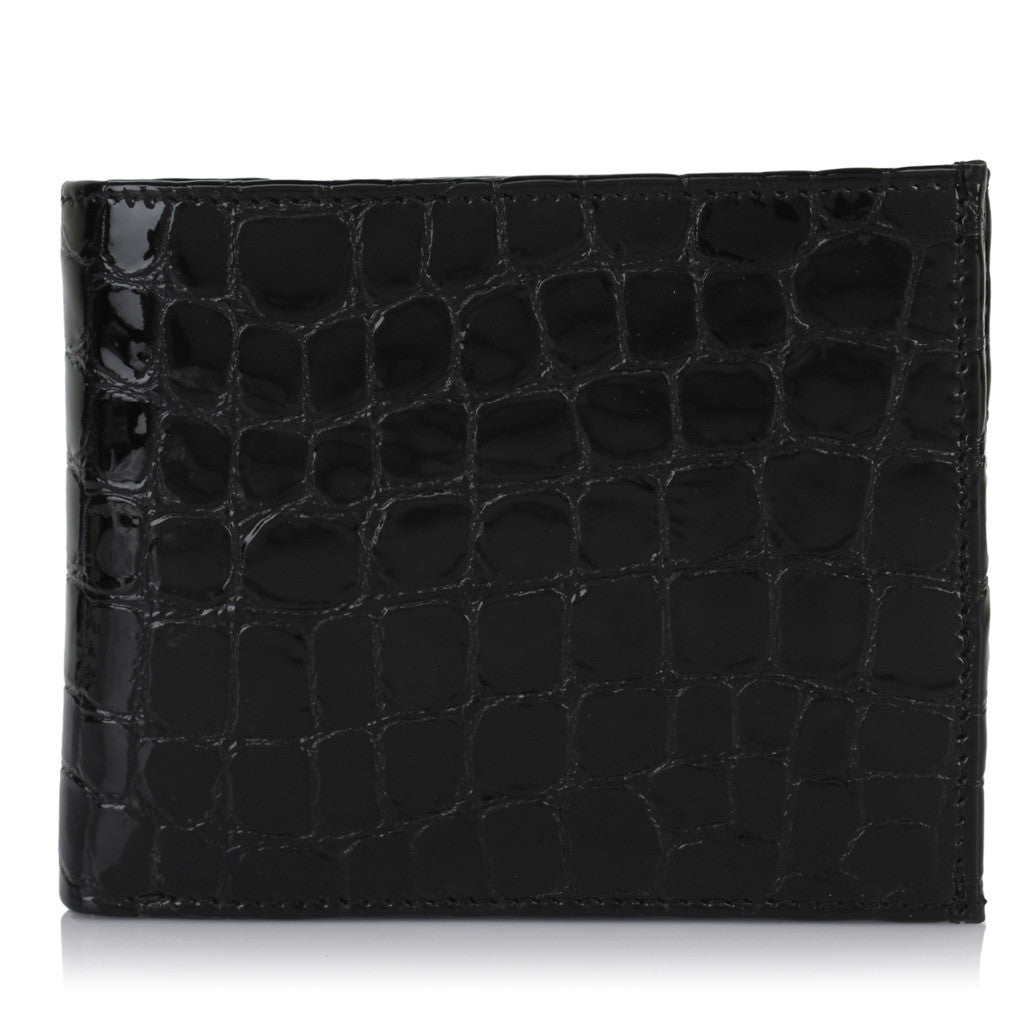 Suntop Black Men's Wallet