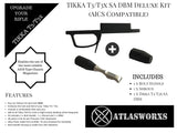 Atlasworxs - Tikka T3 / T3x Kit