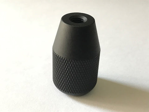 Atlasworxs M6 Bolt Knobs - Knurled Black