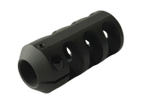 M18 x 1.5 Threaded Muzzle Brake