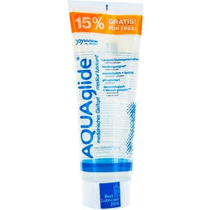Lubricante base agua Aquaglide 230 ml - Faqueens sex shop