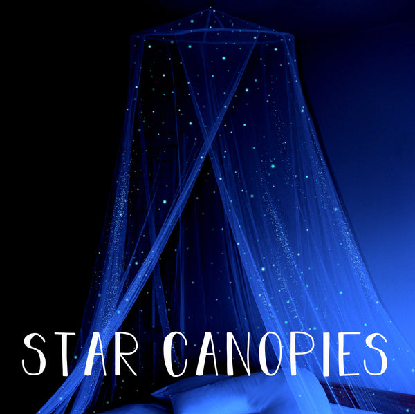 Star Bed Canopies