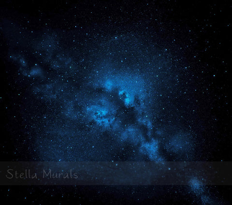 glow in the dark milky way