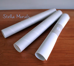 removable reusable murals