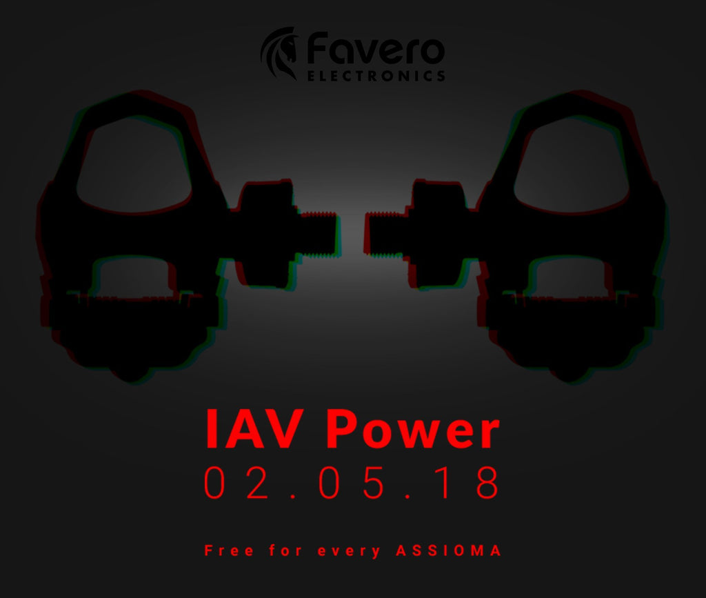 Assioma IAV Power
