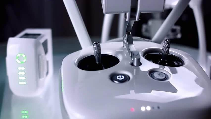 Phantom 4 Remote Repair