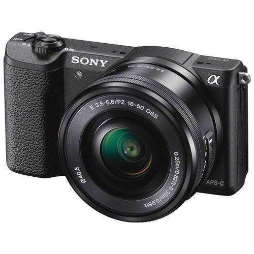 Sony A5100L Kit (16-50mm) Black