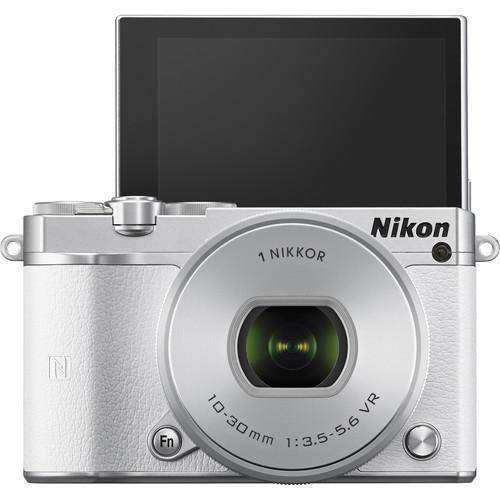 Nikon J5 Kit (10-30mm) White