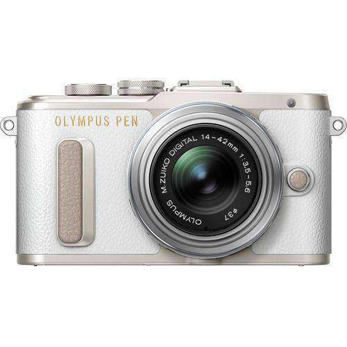 Olympus E-PL8 Kit 14-42mm White
