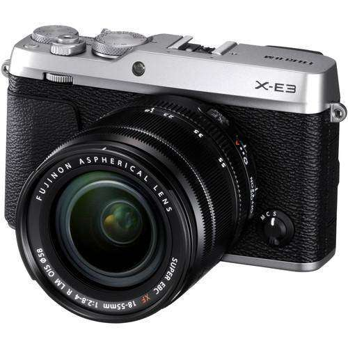 Fujifilm X-E3 Kit (18-55mm) Silver