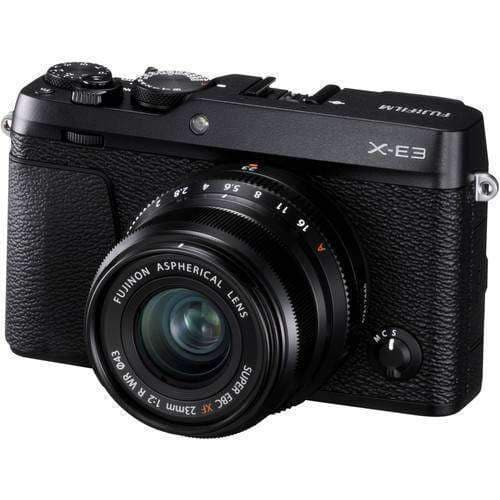 Fujifilm X-E3 Kit (23mm F/2) Black