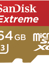 Sandisk Extreme 64GB SD Card