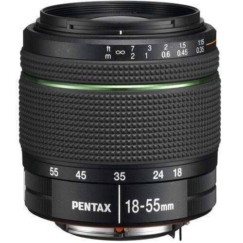 Pentax K-3 II Kit with DA 18-55mm WR Black
