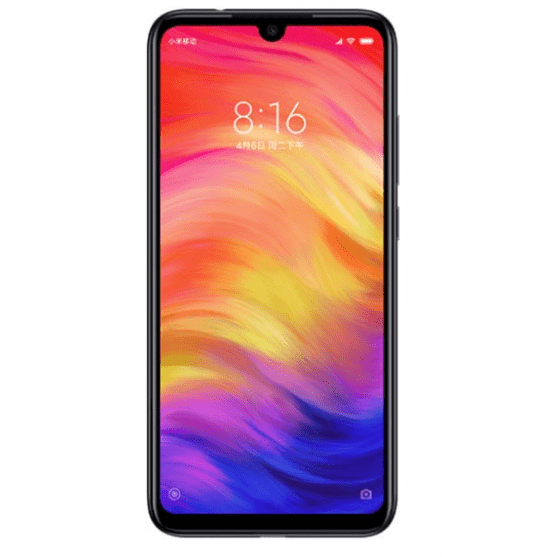Xiaomi Redmi Note 7 (CN Version, 64GB/4GB, Black)