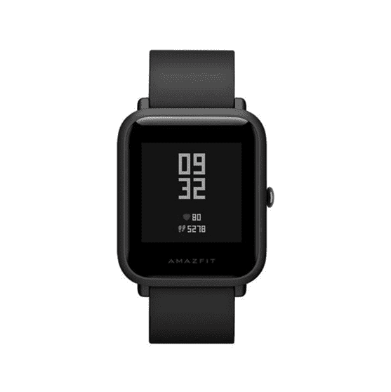 Xiaomi Amazfit Cor 2 (Black, Chinese & English Box)