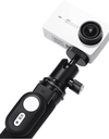 Xiaomi YI 4K Action Camera With Selfie Stick & Bluetooth Remote (White, English Box)