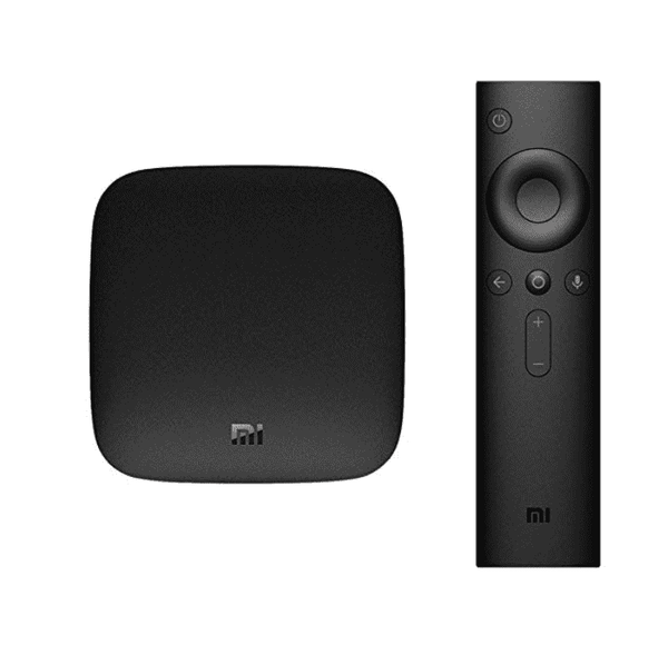 Xiaomi Mi Box Streaming Media Player (Black)