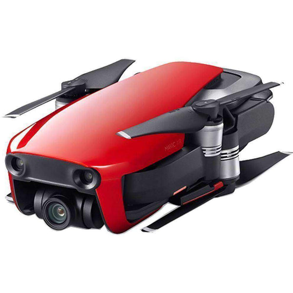 DJI Camera Drones Mavic Air DJI - Lava Red Combo duvolab
