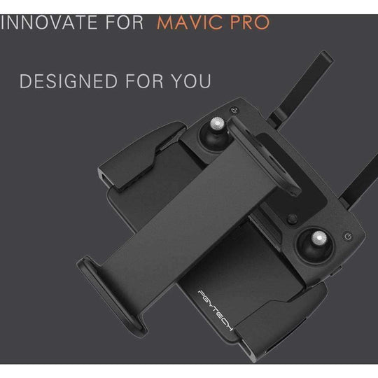 DJI Mavic / Spark iPad  Holder & Sunshade - DUVO BIKES