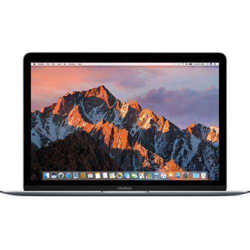 Apple Laptop Apple MacBook MNYF2 12inch 256GB 1.2GHz Grey duvolab