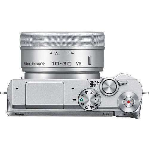 DUVO LAB Mirrorless Camera Nikon J5 Kit (10-30mm) White duvolab