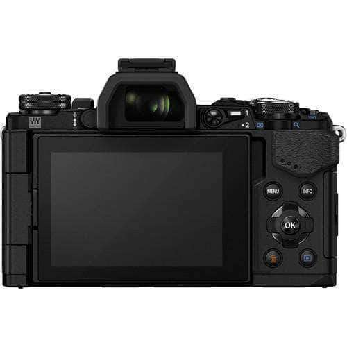 Olympus OM-D E-M5 Mark II Body Black