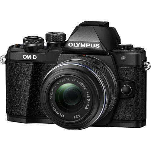 DUVO LAB Olympus OM-D E-M5 Mark II Kit (14-42mm) Black duvolab