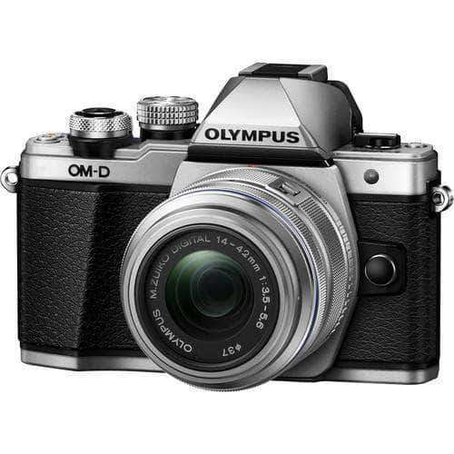 DUVO LAB Olympus OM-D E-M5 Mark II Kit (14-42mm) Silver duvolab