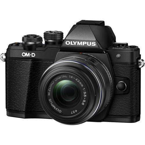Olympus OM-D E-M10 Mark II Body Black (Kit Box)