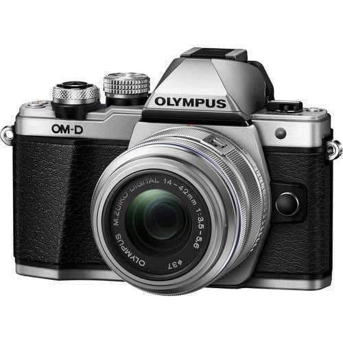 Olympus OM-D E-M5 Mark II Kit (14-42mm) Silver