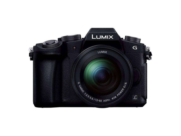 DUVO LAB Panasonic Lumix DMC-G8M Kit with 12-60mm Lens Black (Japanese Version) duvolab