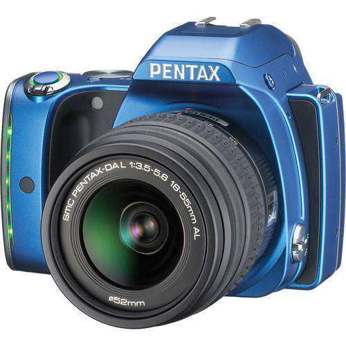 Pentax K-S1 Kit (18-55mm) Blue