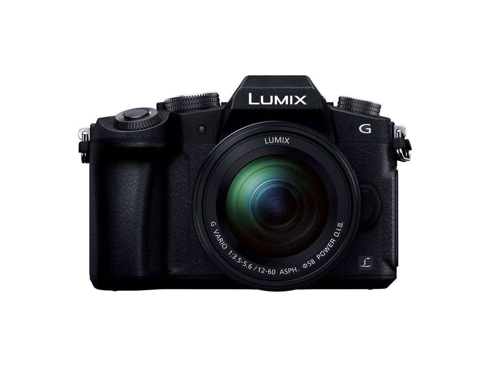 Panasonic Lumix DMC-G8M Kit with 12-60mm Lens Black (Japanese Version)