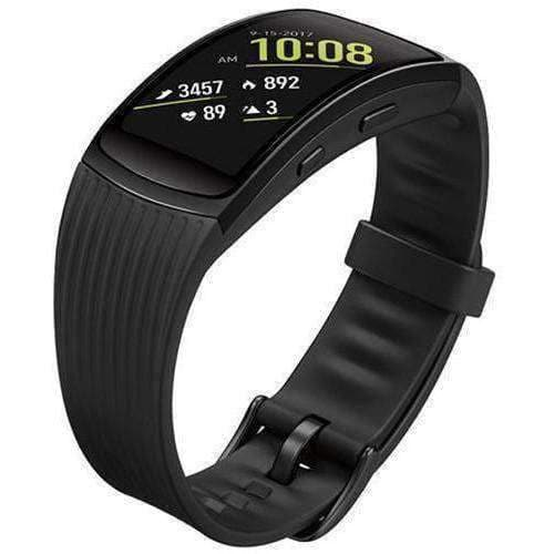 DUVO LAB Samsung Gear Fit 2 Pro Fitness Band (Large, Black) duvolab