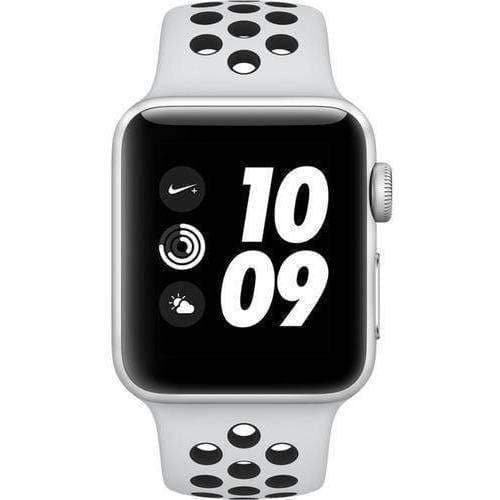 Apple Smart Watch Apple Watch 3 Nike 38mm Pure Platinum/Black MQKX2 duvolab