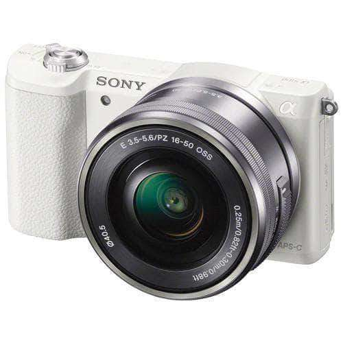 DUVO LAB Sony A5100L Kit (16-50mm) White duvolab