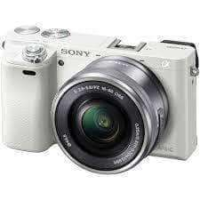Sony A6000 Kit (16-50mm) White