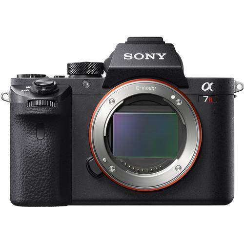 Sony A7 MK II Body Black