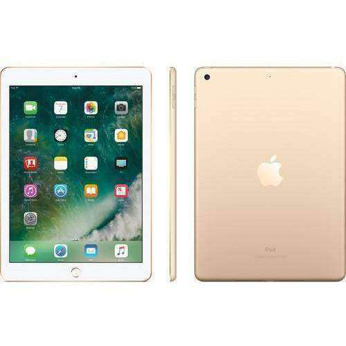 Apple Tablet Apple New iPad 2017 128GB Gold (Wifi only) duvolab