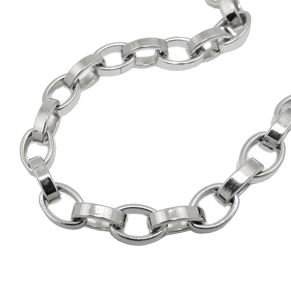 OVAL ANCHOR CHAIN STAINLESS STEEL