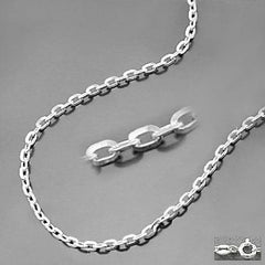 THIN ANCHOR CHAIN SILVER 925 42CM