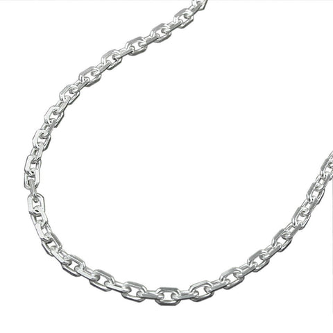 THIN ANCHOR CHAIN SILVER 925 45CM
