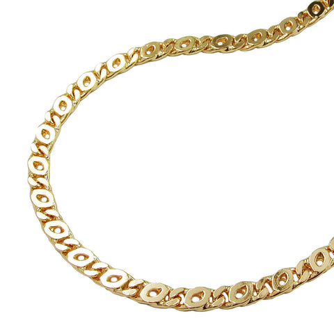 EYE-OF-TIGER CHAIN GOLD PLATED