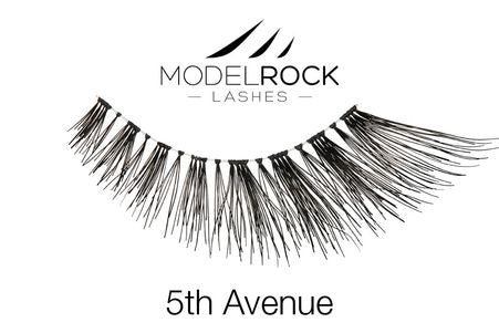 Model Rock ** 5th Avenue ** Lashes