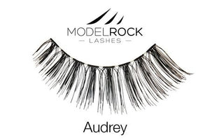 Model Rock **Audrey ** Lashes